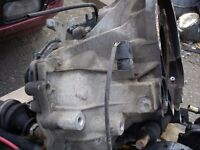 FORD SPORT KA 1.6 ETC QUICK SHIFT GEARBOX