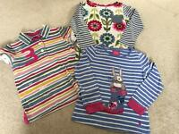 Joules & Boden tops 6-7 years