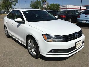 2016 Volkswagen Jetta Highline 1.8T 6sp at w/Tip