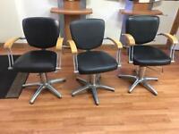 Hairdresser/salon Seats (3 available)