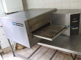 Lincoln Impinger Pizza oven with FIMAR dough mixer (Barking road, London)