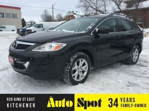 2011 Mazda CX-9 GS/7PSGR/LOADED/PRICED-FOR A QUICK SALE