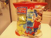 Children's mega blocks
