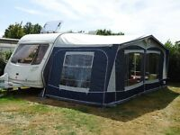Dorema Daytona Awning - Size 13. Immaculate condition!