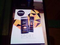 Nivea gift set for men