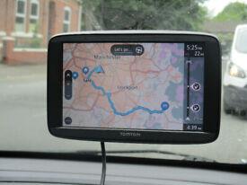 TOMTOM START 62: Latest EUROPE , UK & ROI LIFETIME MAPS UPDATES 6-inch screen