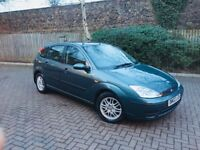 FORD FOCUS 1.8 LX 2002 ONLY 83000 MILES REGULAR SERVICES 1 OWNER FROM NEW