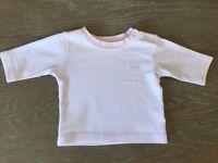 FEETJE - Langarm Shirt rosa/weiss - Gr 50 Berlin - Wilmersdorf Vorschau