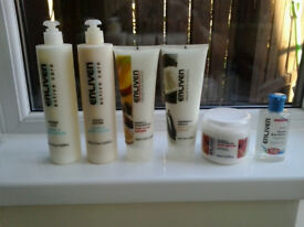 a selection of 6 different Enliven Hand & Body products(all unused)