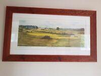 3 Carnoustié Championship Golf Course - limited edition prints