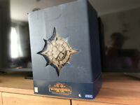 PC Warhammer 2 Serpent God Collectors Edtition (new never used)
