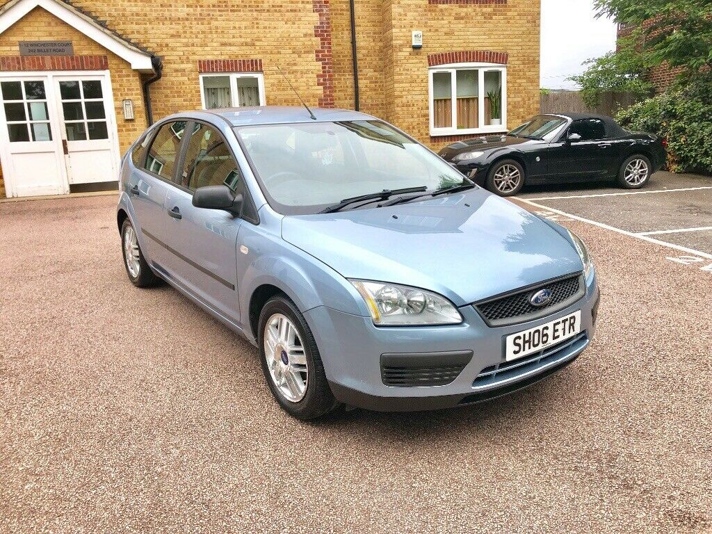 Ford Focus 1 6 Full Service History Good Condition In