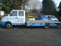 Iveco Recovery Truck for sale