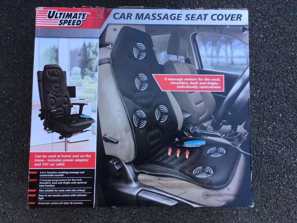 Car Seat Massage/ Heater | in Goole, East Yorkshire | Gumtree