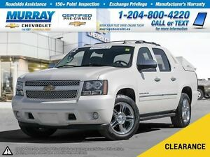 2012 Chevrolet Avalanche 1500 LTZ *Sunroof, Heated Seats, OnStar
