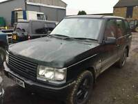 Range rover p38 manual gearbox