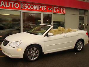 Chrysler Sebring Cabriolet / Convertible 2010 Limited Edition