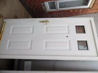 upvc back door £35