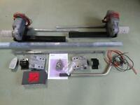Truma Single Axle Motor Mover in Excellent condition