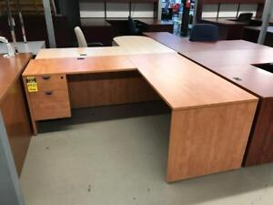 Great used L-shape desk