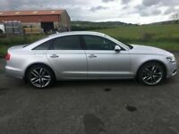 2013 Audi A 6 20 Tdi Se
