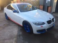BMW 320I COUP 2013 13 REG