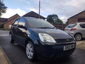 Ford fiesta 1.2 style 2005 must go today