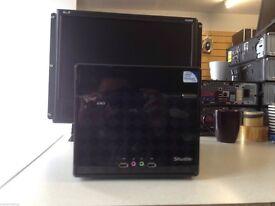 Shuttle XPC SG41J4 Mini Desktop Dual Core 2 GB 160 GB Pentium PC