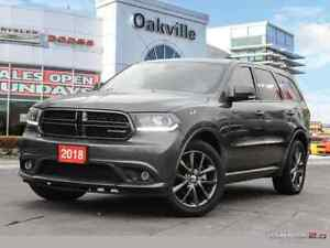 2018 Dodge Durango GT | DVD | NAV | SUNROOF | REMOTE START |