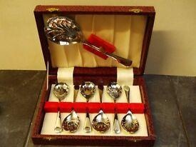 Box of Desert Spoons