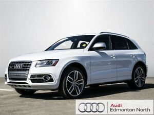 2017 Audi SQ5 3.0T Technik Quattro 8sp Tip (Sold Order Only) Exe