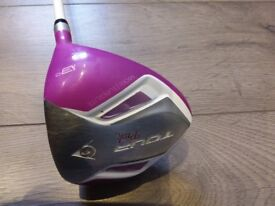 Ladies Dunlop Sports Pink Tour Driver