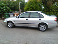 £500! 2003 Volvo S40 1.8 litre petrol 4 door Saloon. 69950 miles, Service History, Lovely Drive.