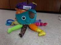 Lamaze Captain Calamari the Octopus.