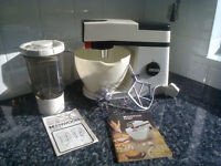 Kenwood Chef Mixer Original with cover attachements and instruction booklets - collection only