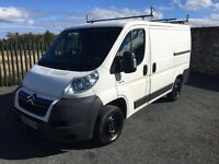 2009 59 CITROEN RELAY 2.2 100 HP SWB *DIESEL* PANEL VAN - *AUGUST 2017 M.O.T* - VERY GOOD EXAMPLE!