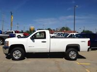 2013 Chevrolet SILVERADO 2500HD LT LONG BED