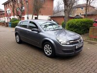 VAUXHALL ASTRA 1.6 SEMI-AUTO 2005 , LOW MILEAGE , 2 OWNERS