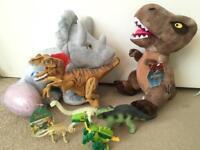 Huge dinosaur bundle