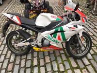 Aprilia RS50 2011