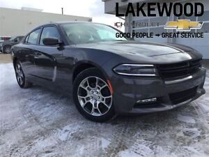 2016 Dodge Charger SXT AWD (Heated Seats, Colored Touch Screen)