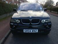 BMW X5 3L Sports with best colour combinations Black with Beige leather