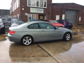 BMW 320D COUPE. FULL BMW SERVICE HISTORY. 2 KEYs