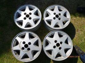 Series 1 RS Turbo 7 Spoke Alloy Wheels