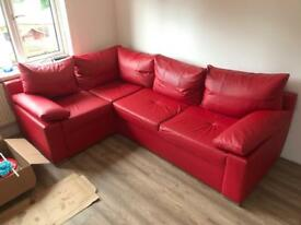 Used three seater sofa sofa bed with storage