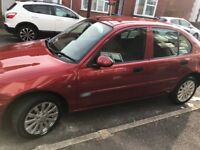 Small automatic low mileage car- Rover 25