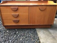 Retro Portland Sideboard and unit. Storage/Cabinet