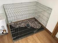 XL dog cage like new only £40oni