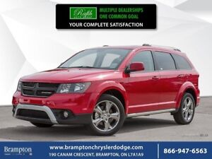 2017 Dodge Journey CROSSROAD |AWD | LOW KMS |