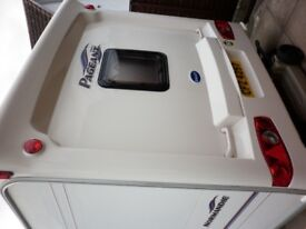 2006 PAGEANT 2BERTH WITH MOTOR MOVER